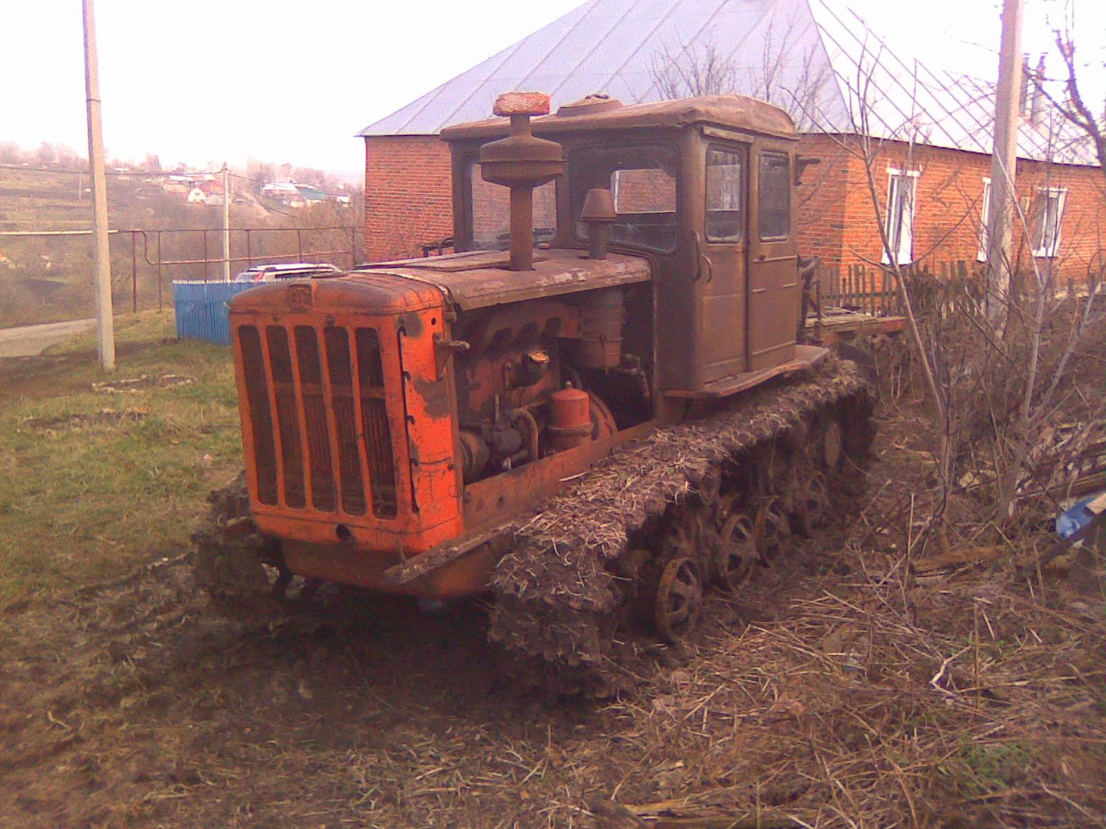 Трактор дт 54 фото