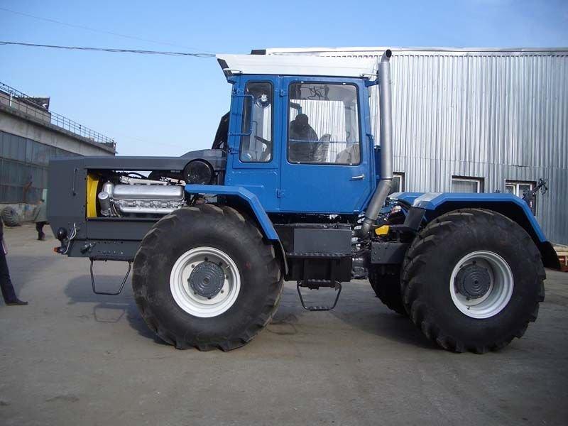Трактор Т-150 технические характеристики, двигатель, устройство ...