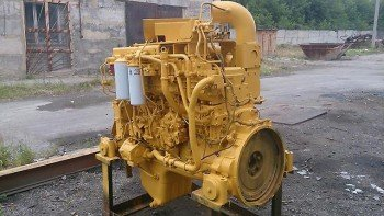 двигатель д 275 комацу