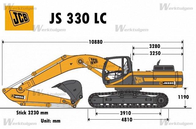 jcb-js330-lc