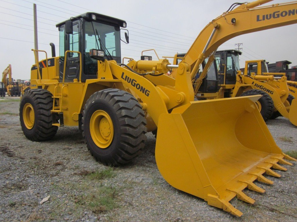 High-Quality-Liugong-5-Ton-Wheel-Loader-Clg856