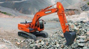Экскаватор-Doosan-DX225LCA-технические-характеристики