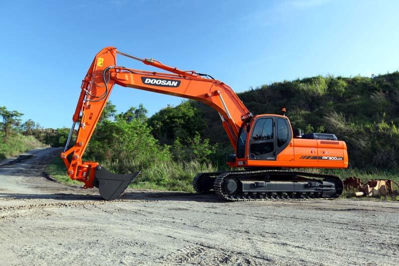 30T Excavator